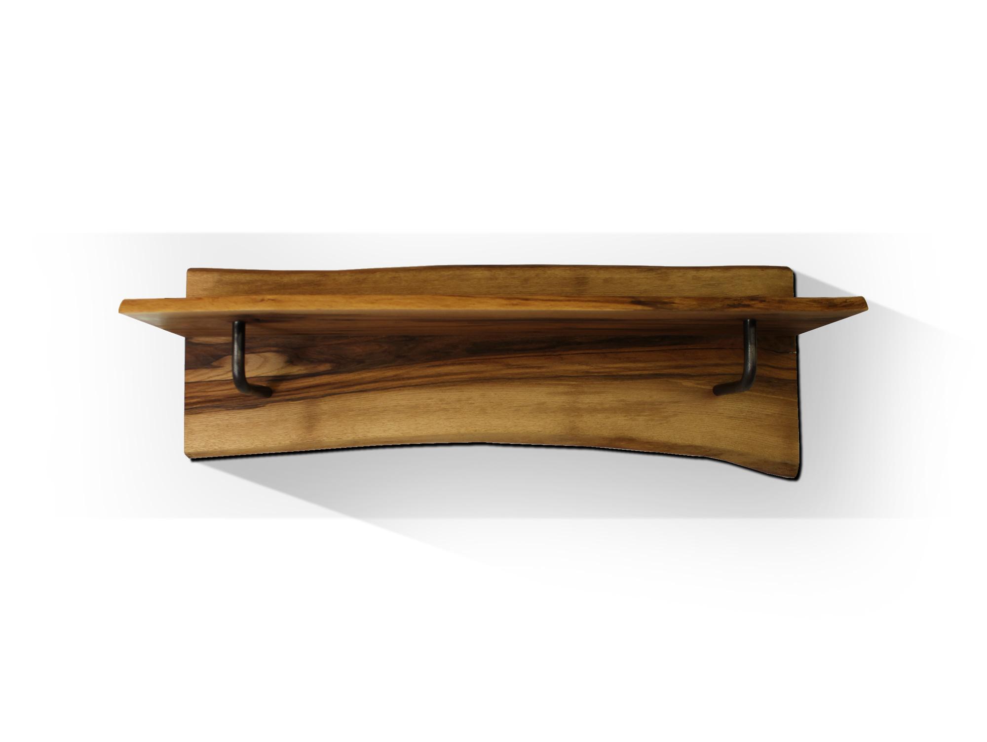 rocco garderobenpaneel mit ablage zerreiche. Black Bedroom Furniture Sets. Home Design Ideas