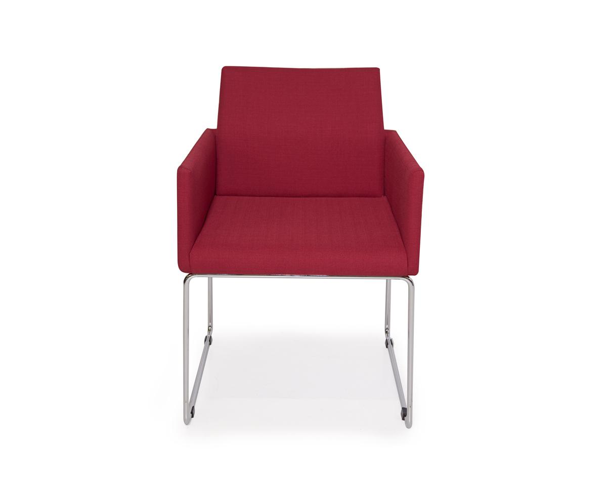 Tory esszimmerstuhl armlehnenstuhl rot for Esszimmerstuhl rot