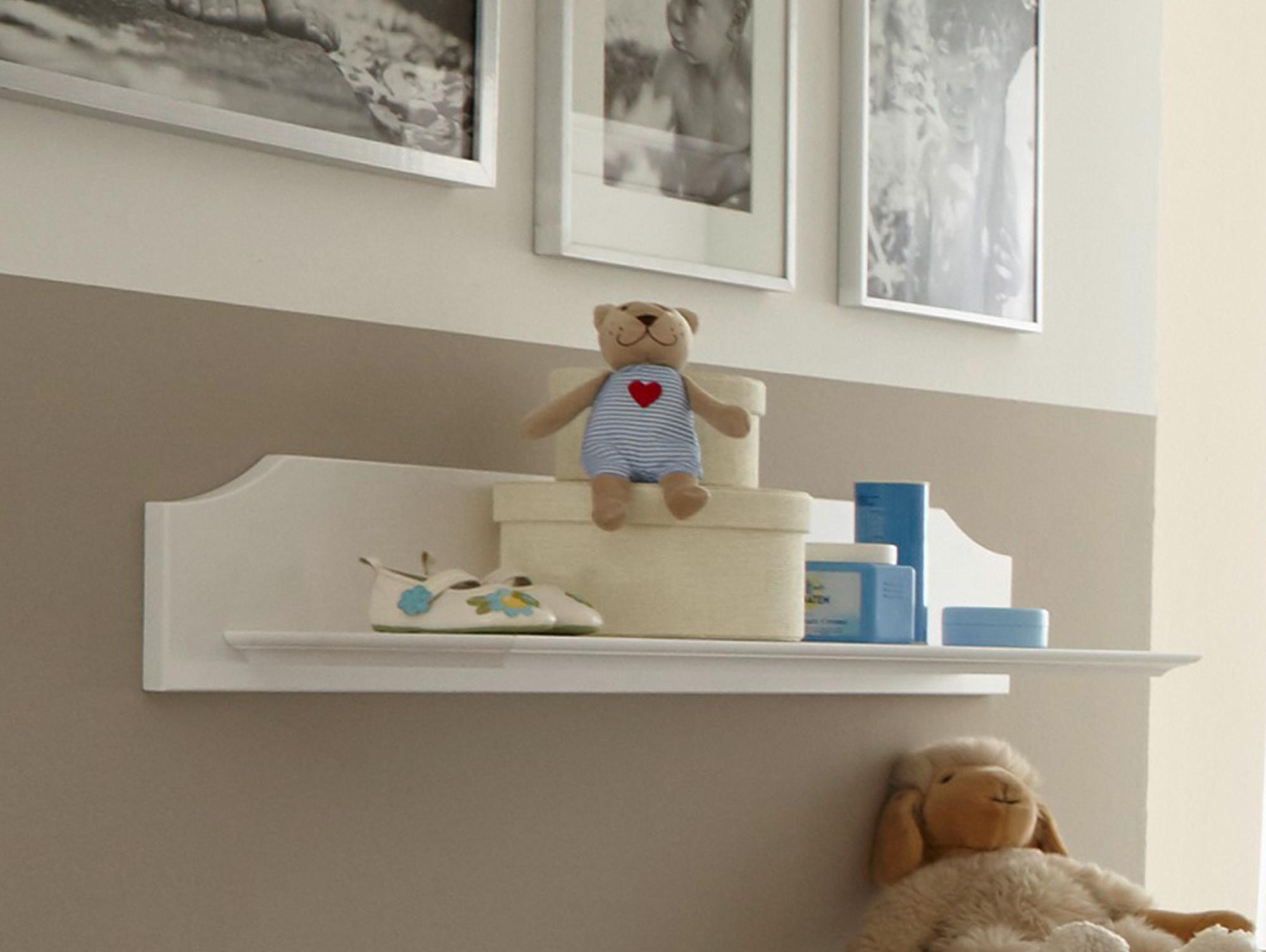 samira wandboard kiefer weiss. Black Bedroom Furniture Sets. Home Design Ideas