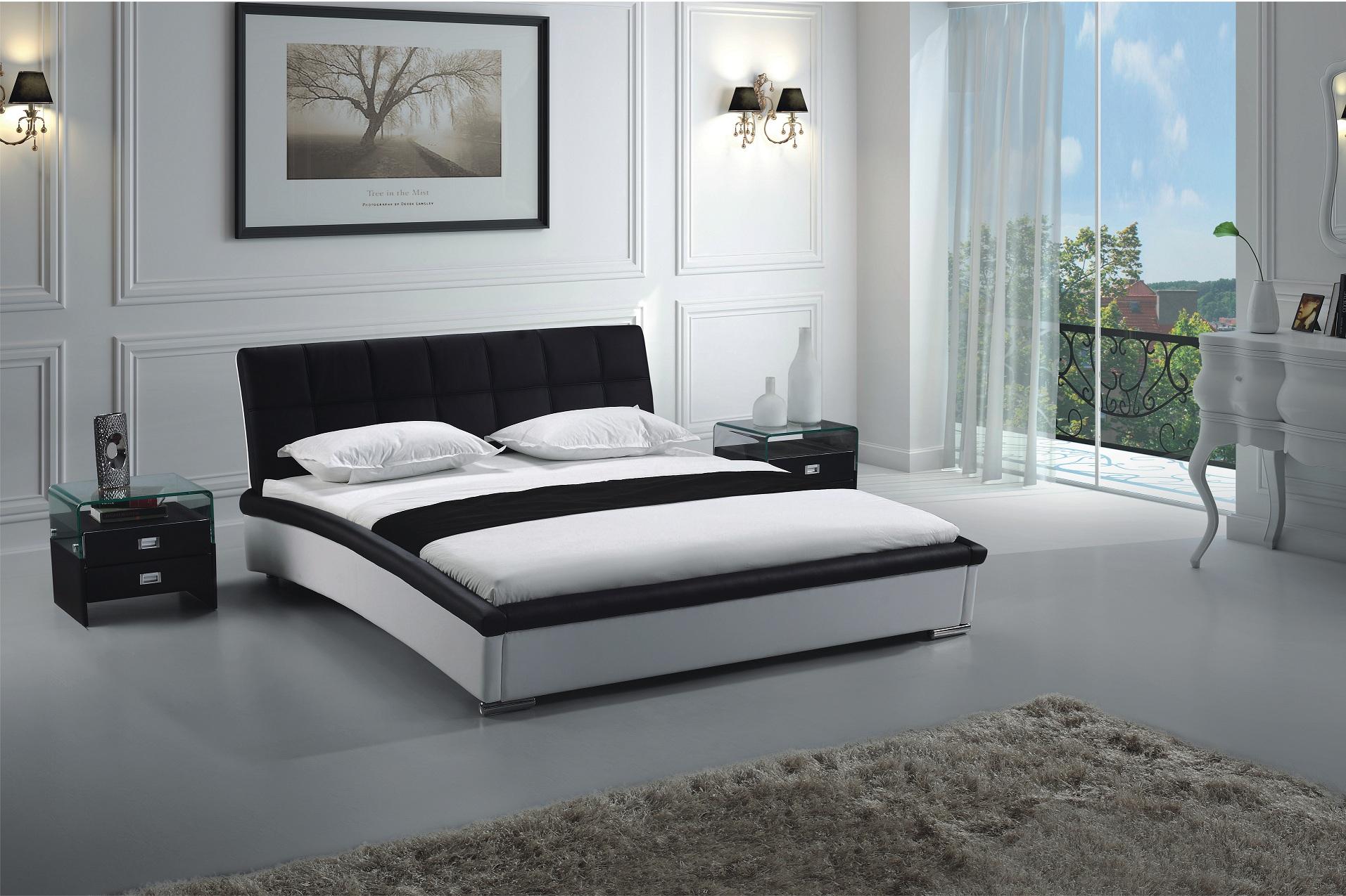 schlafzimmer betten lederbetten b2b trade. Black Bedroom Furniture Sets. Home Design Ideas