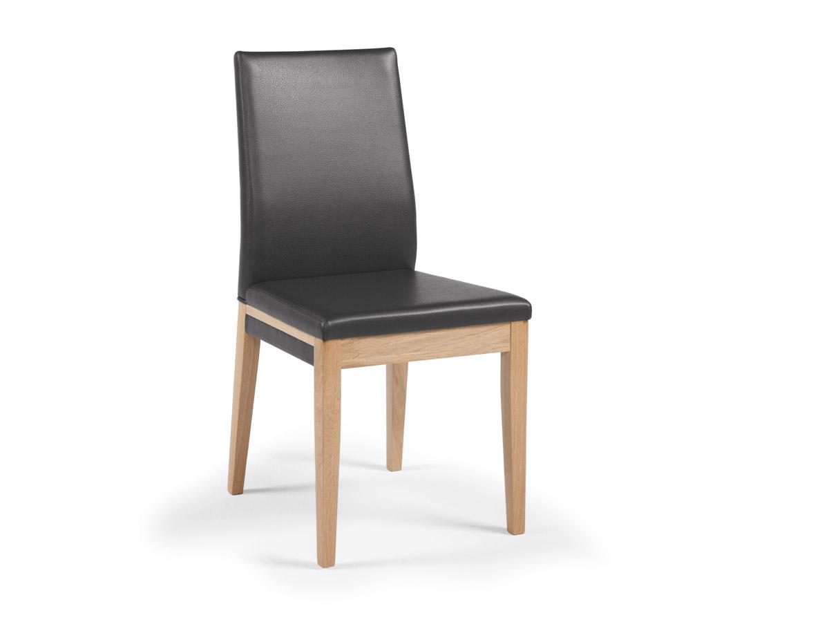 sasha esszimmerstuhl polsterstuhl eiche grau. Black Bedroom Furniture Sets. Home Design Ideas