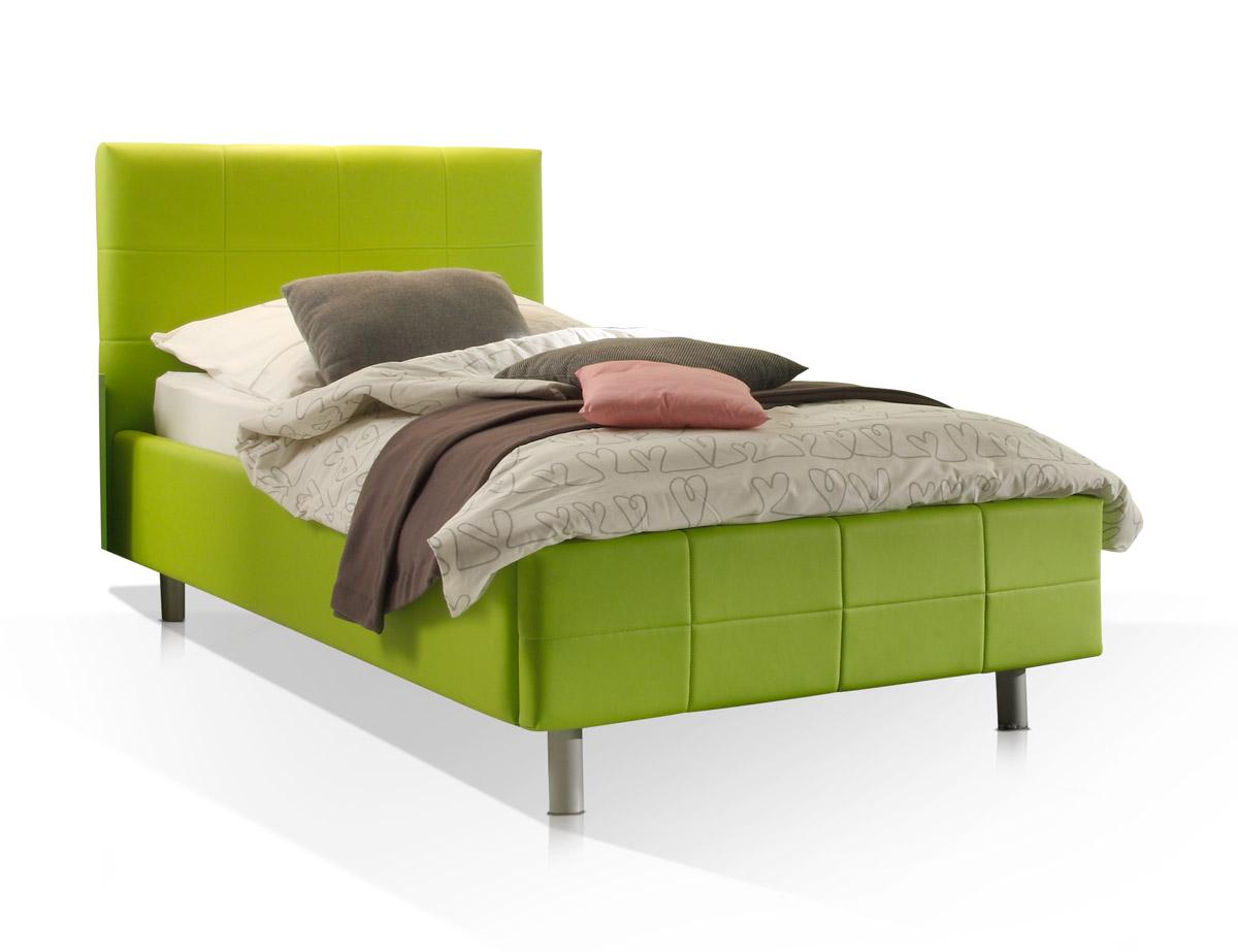 lederbetten weiss g nstig kaufen. Black Bedroom Furniture Sets. Home Design Ideas