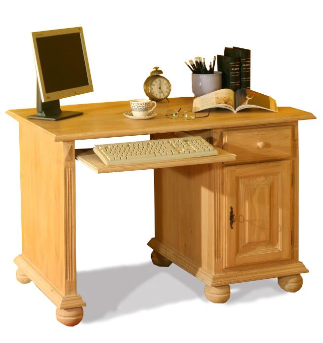 Schreibtisch fichte massiv com forafrica for Schreibtisch massiv