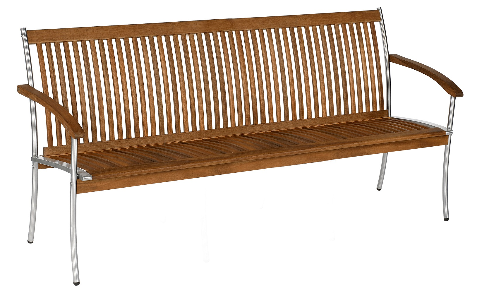 edelstahl gartenbank g nstig kaufen. Black Bedroom Furniture Sets. Home Design Ideas