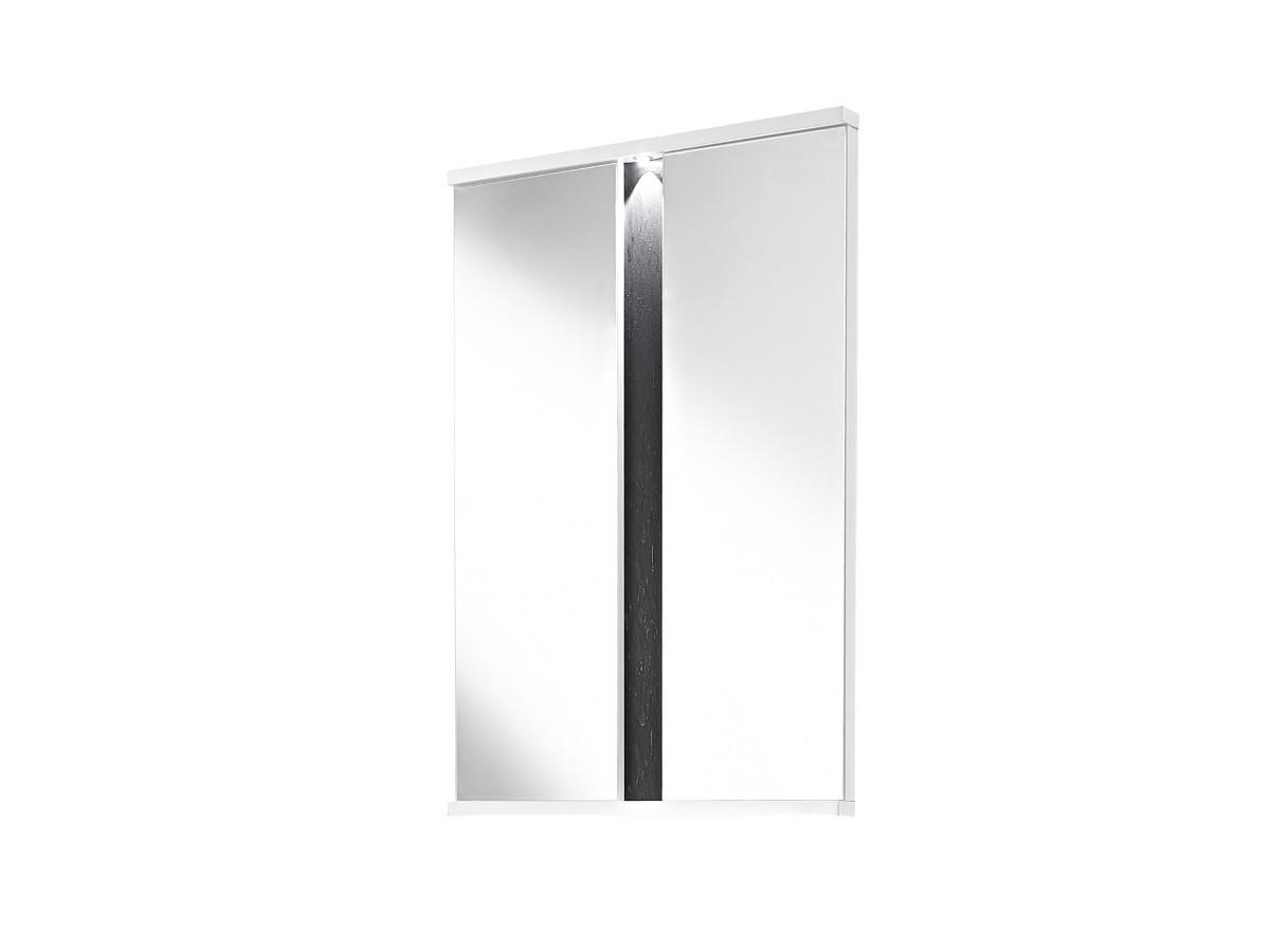 spots spiegel inkl beleuchtung 70x100 cm weiss. Black Bedroom Furniture Sets. Home Design Ideas