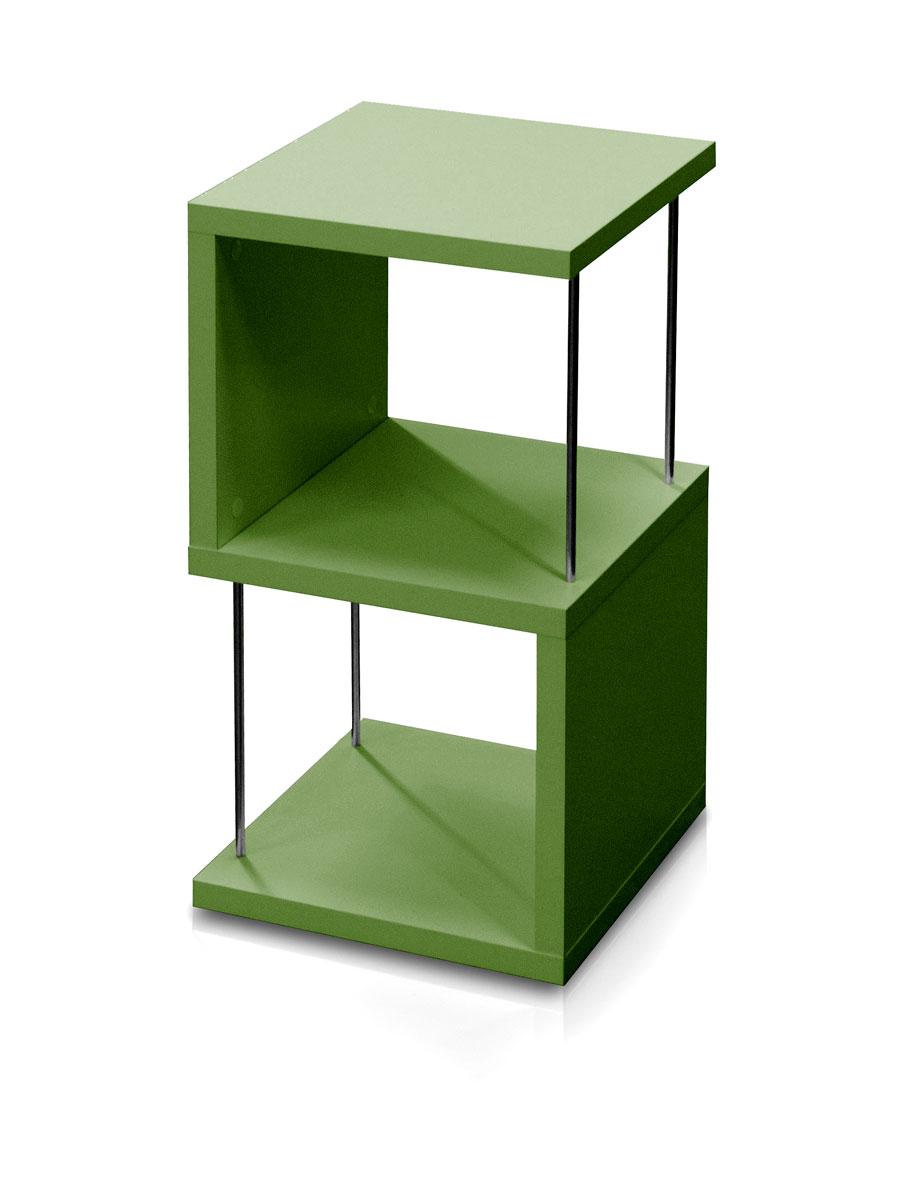 Möbel-Eins STEPS Standregal mit 2 Ablagefächer