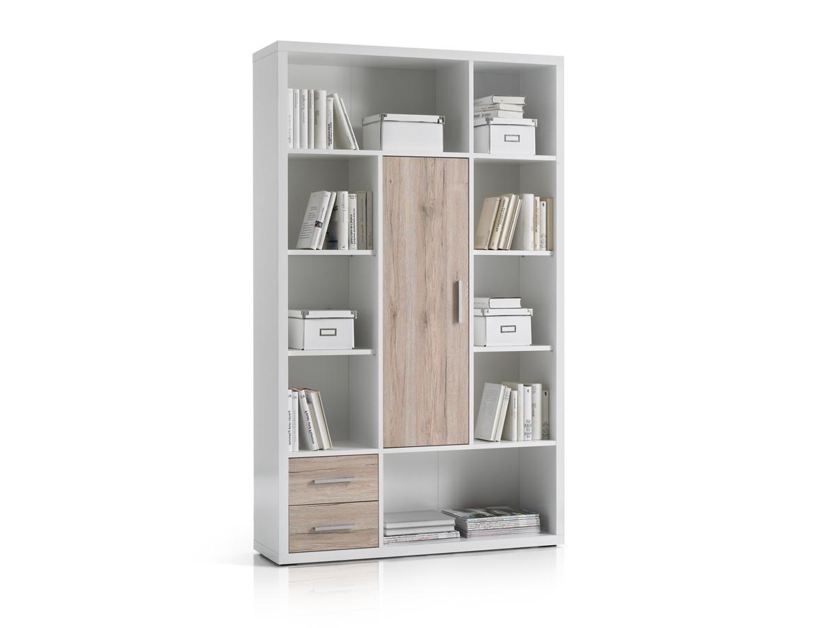 tokio regal ii weiss eiche san remo hell. Black Bedroom Furniture Sets. Home Design Ideas
