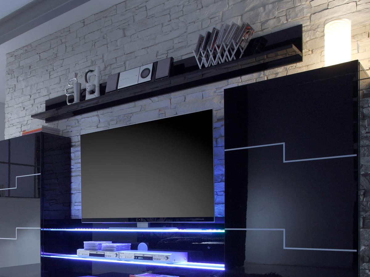 wandboard hochglanz g nstig kaufen. Black Bedroom Furniture Sets. Home Design Ideas