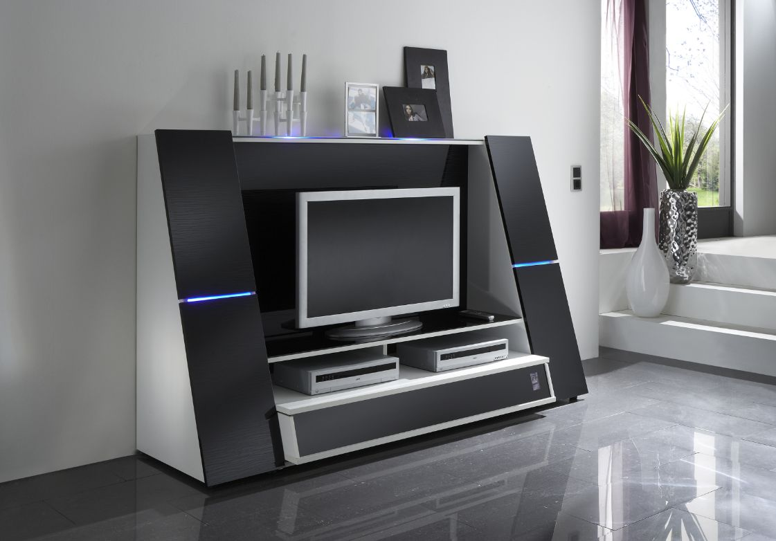 sesto mediencenter fernsehschrank online. Black Bedroom Furniture Sets. Home Design Ideas