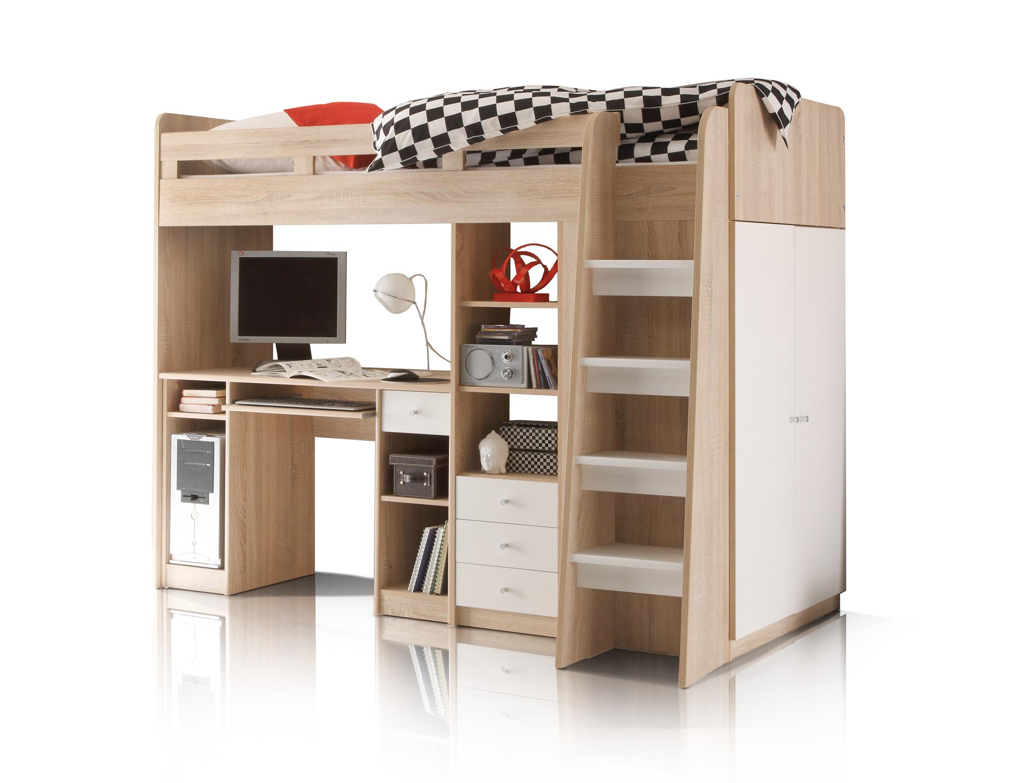 Etagenbetten Günstig : Spielbetten und etagenbetten für kinder etagenbett mit zubehör