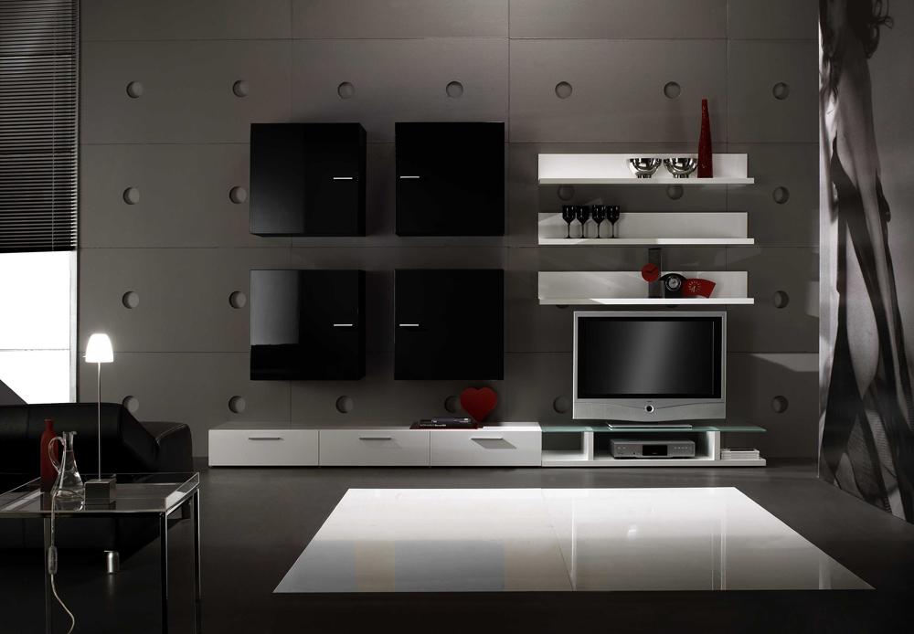 Produktdetails Wohnwand / Anbauwand URAL Modell C   Günstig Kaufen