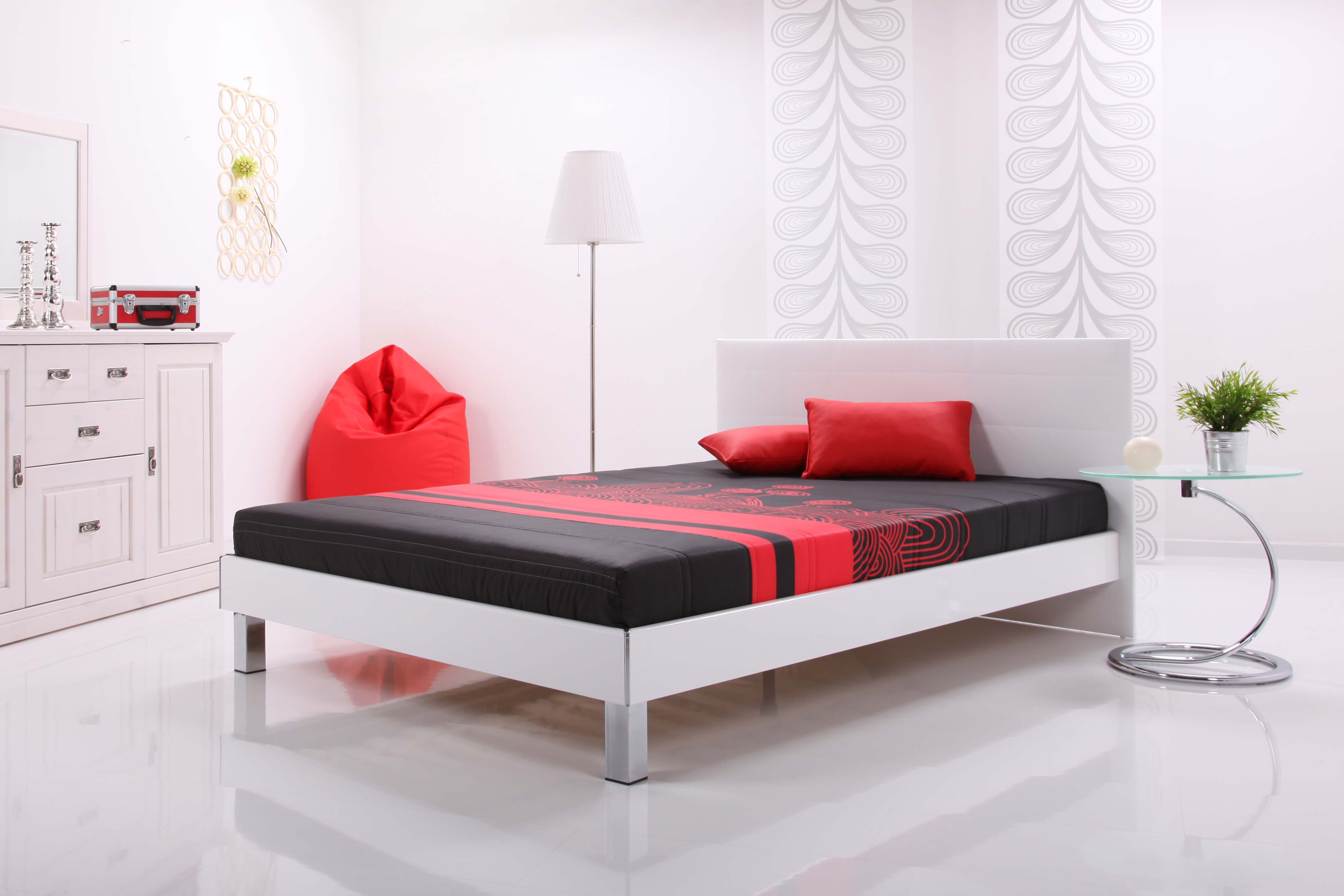 betten weiss breite preisvergleiche erfahrungsberichte und kauf bei nextag. Black Bedroom Furniture Sets. Home Design Ideas