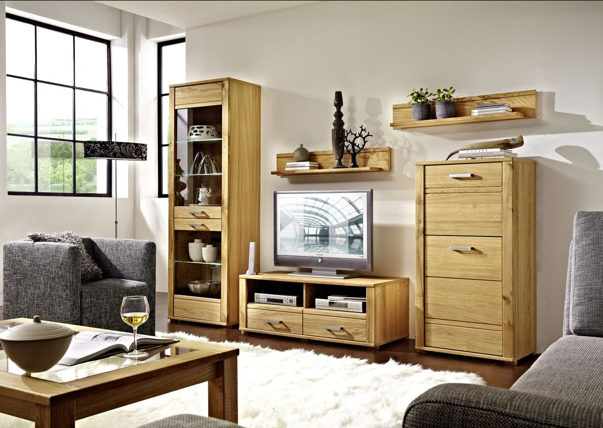 wohnw nde aus eiche sch ne m bel online kaufen seite 8. Black Bedroom Furniture Sets. Home Design Ideas