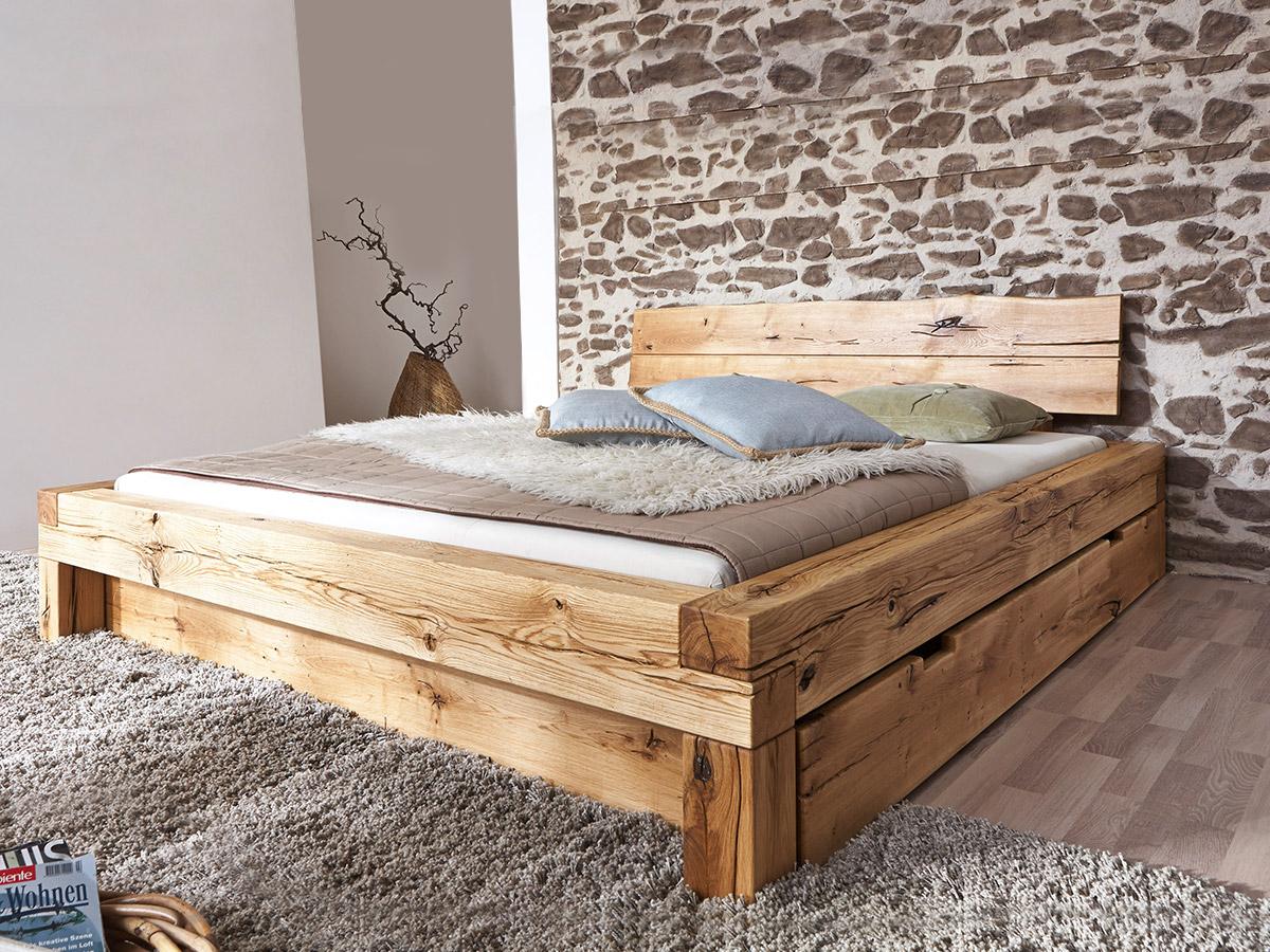 blenden lias 2er set f r 180er bett wildeiche ge lt. Black Bedroom Furniture Sets. Home Design Ideas