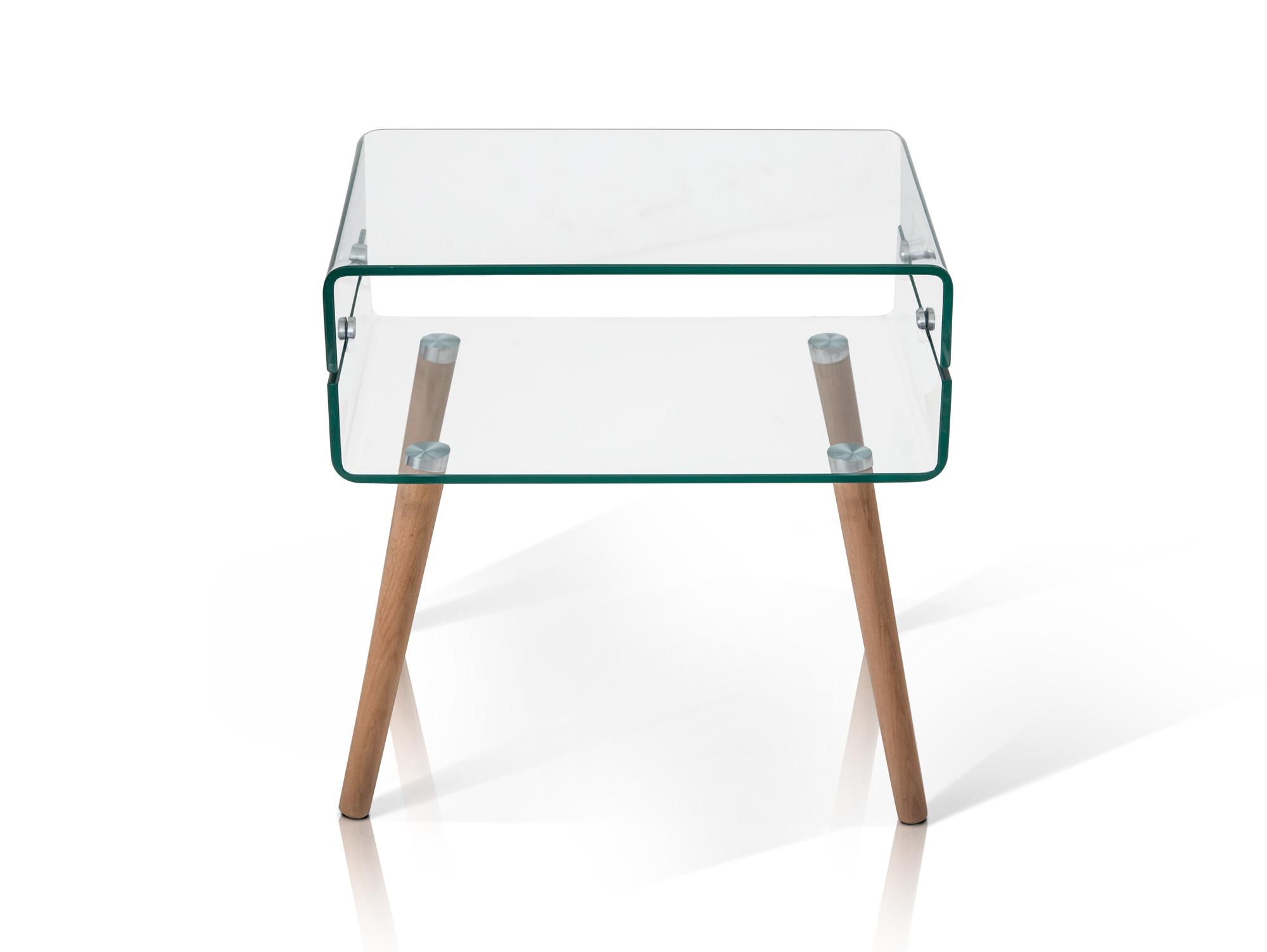 beistelltisch buche glas energiemakeovernop. Black Bedroom Furniture Sets. Home Design Ideas