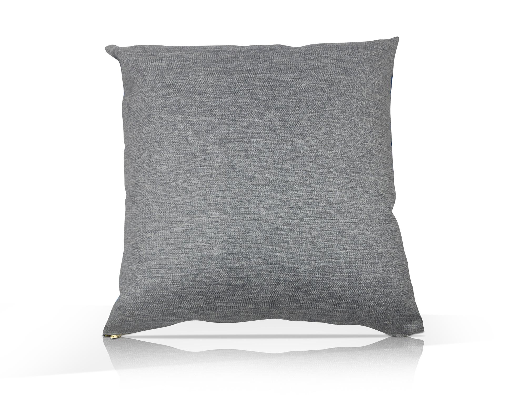kissen 2er set pastell blau granitgrau. Black Bedroom Furniture Sets. Home Design Ideas