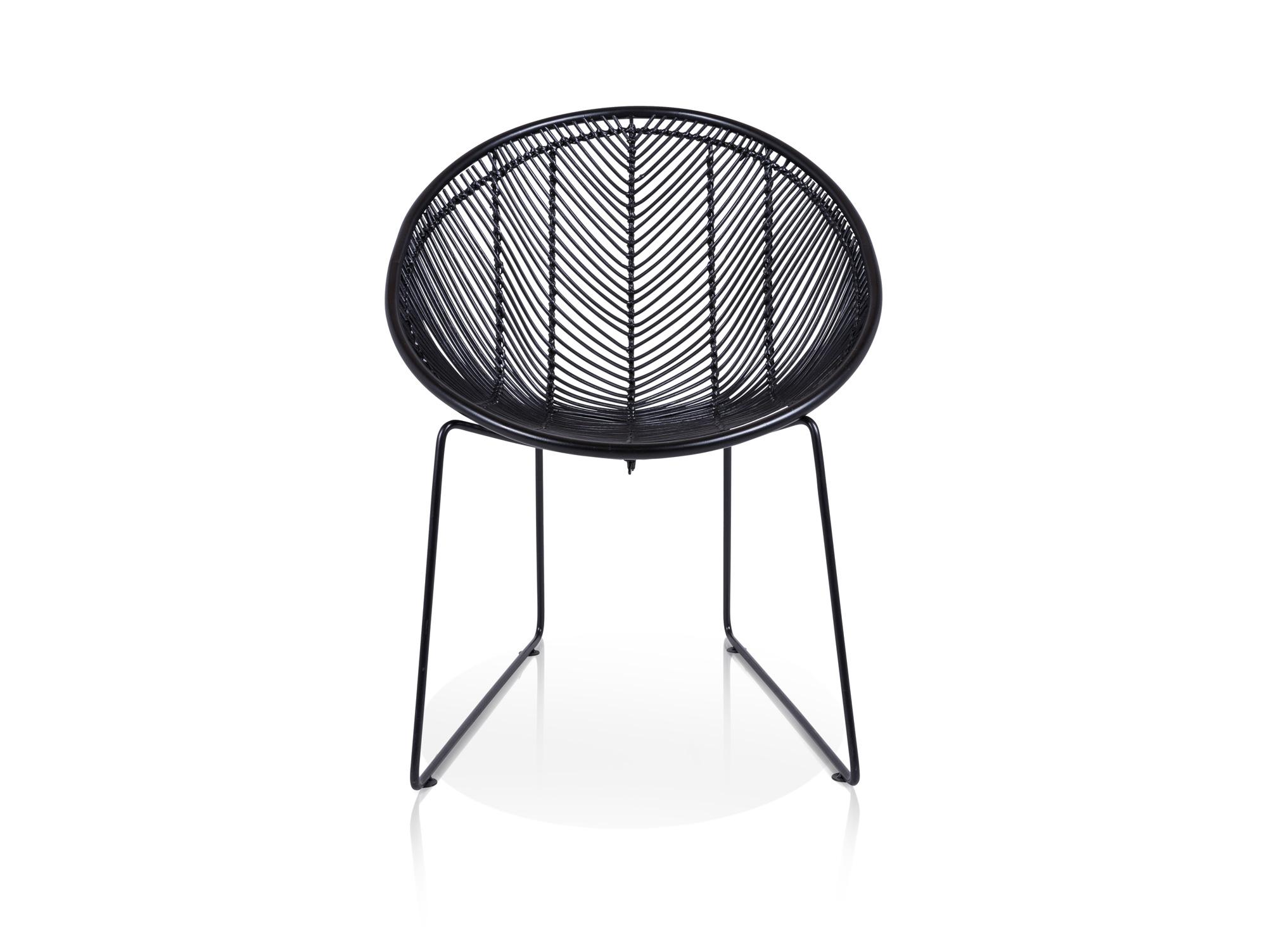 octavo lounge sessel schwarz. Black Bedroom Furniture Sets. Home Design Ideas