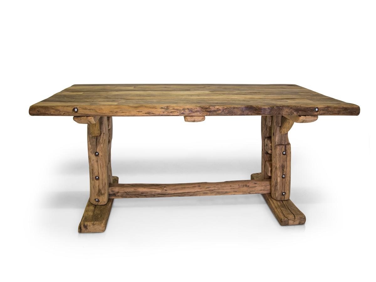 wikinger ii massivholzesstisch rustika 250 cm. Black Bedroom Furniture Sets. Home Design Ideas
