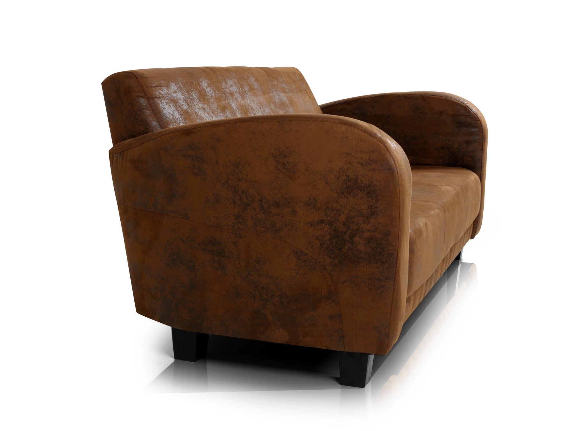 Anto sofa 3 sitzer gobi braun for Sofa york 3 sitzer