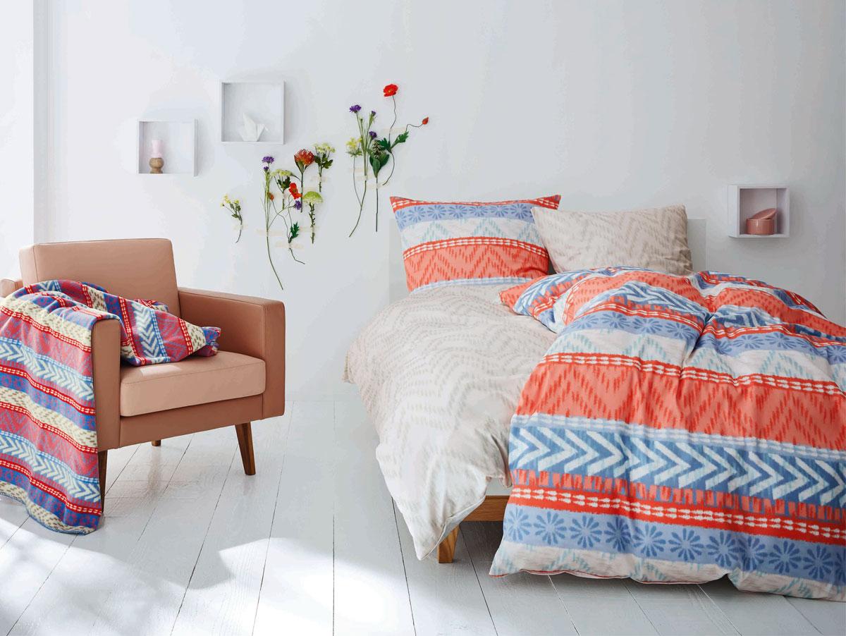 s oliver bettw sche renforc 135x200 80x80. Black Bedroom Furniture Sets. Home Design Ideas