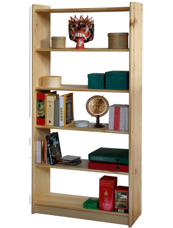 kelly regal b cherregal kiefer massiv 170 cm. Black Bedroom Furniture Sets. Home Design Ideas