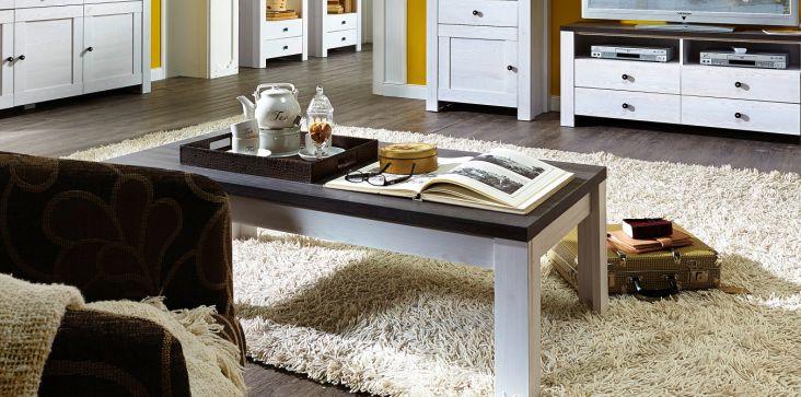 antwerpen couchtisch 130x65 l rche pinie dunkel. Black Bedroom Furniture Sets. Home Design Ideas