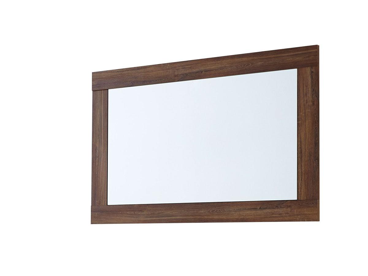 top bern spiegel 100x65 cm akazie dunkel moebel. Black Bedroom Furniture Sets. Home Design Ideas