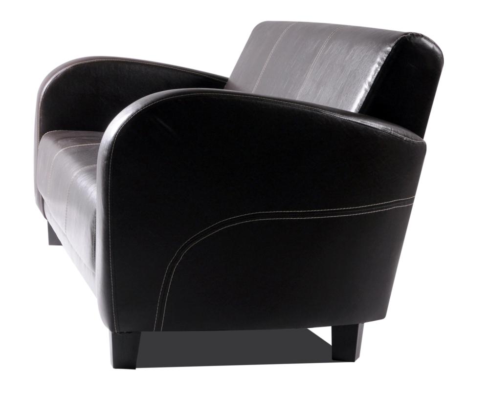 anton sofa 3 sitzer antikbraun f sse nussbaumfarben. Black Bedroom Furniture Sets. Home Design Ideas