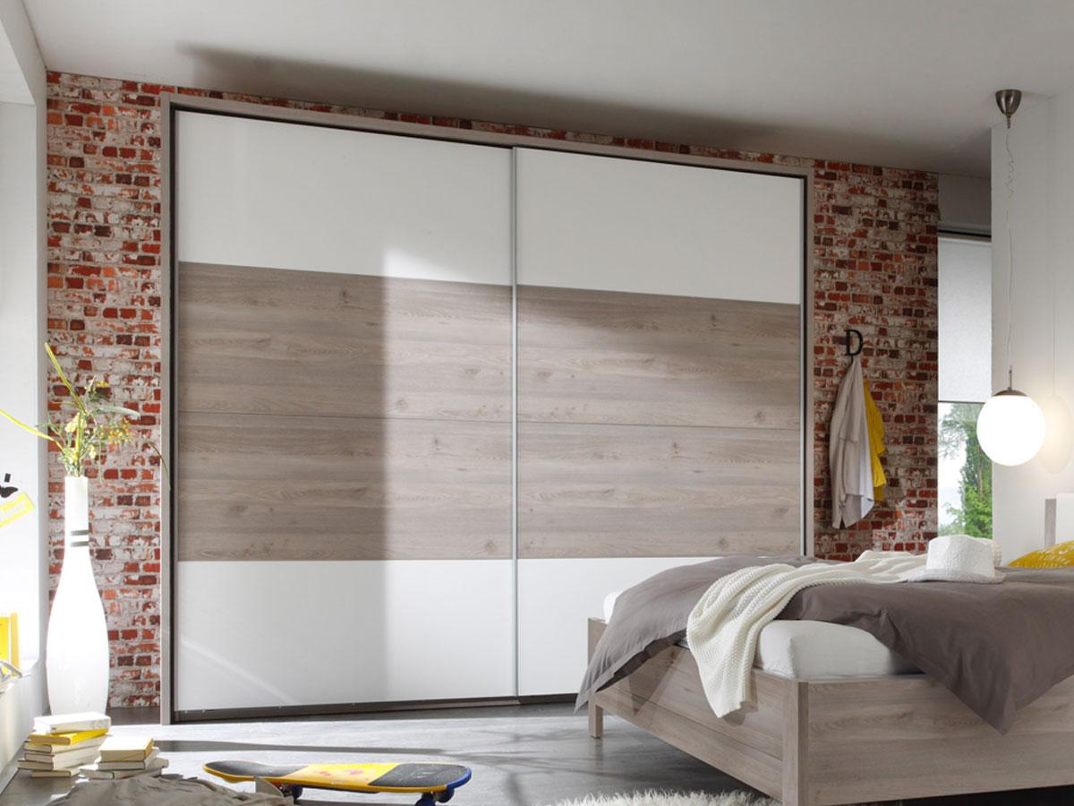 ingo komplett schlafzimmer silbereiche weiss mit. Black Bedroom Furniture Sets. Home Design Ideas