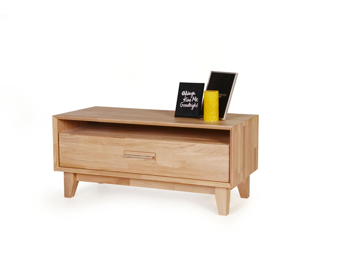 nepal i tv lowboard massivholz ge lt eiche. Black Bedroom Furniture Sets. Home Design Ideas
