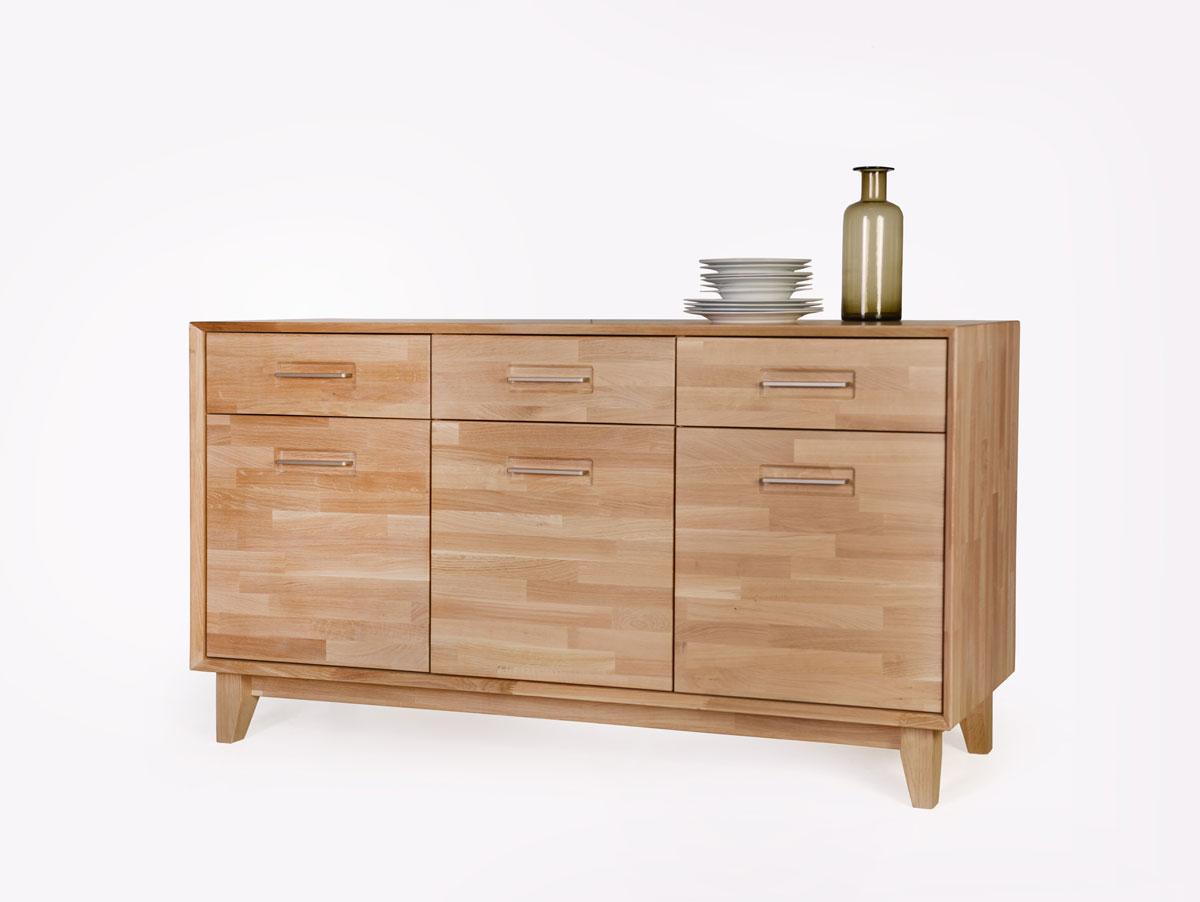 nepal sideboard massivholz ge lt eiche. Black Bedroom Furniture Sets. Home Design Ideas