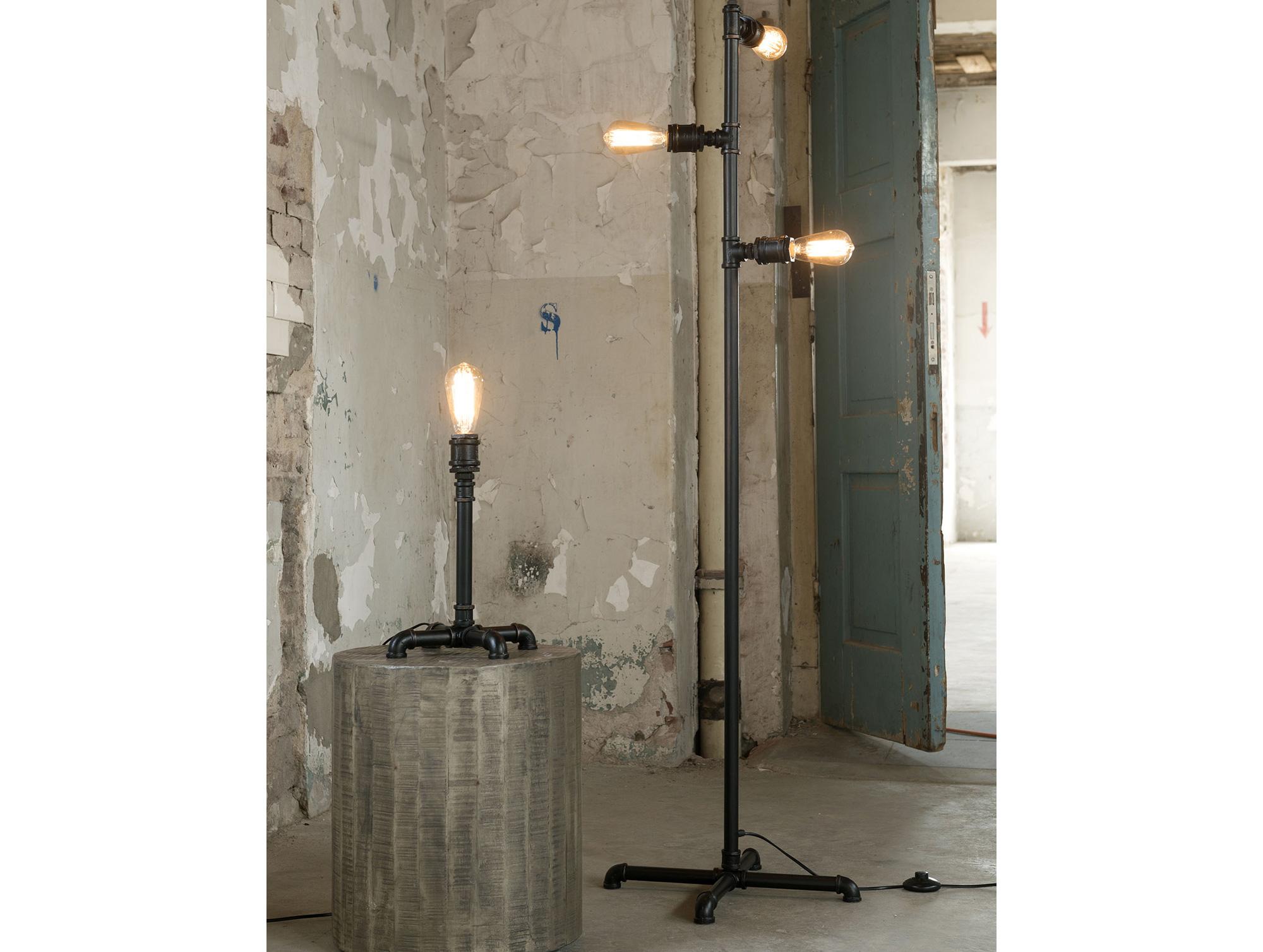 brit ii stehlampe. Black Bedroom Furniture Sets. Home Design Ideas