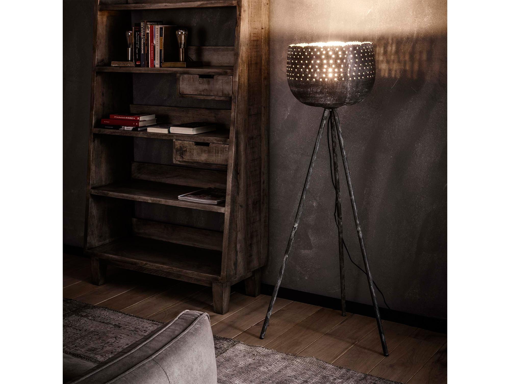 aza00095-stehlampe-kartellr Faszinierend Stehlampe Studio Schwarz Gold Dekorationen