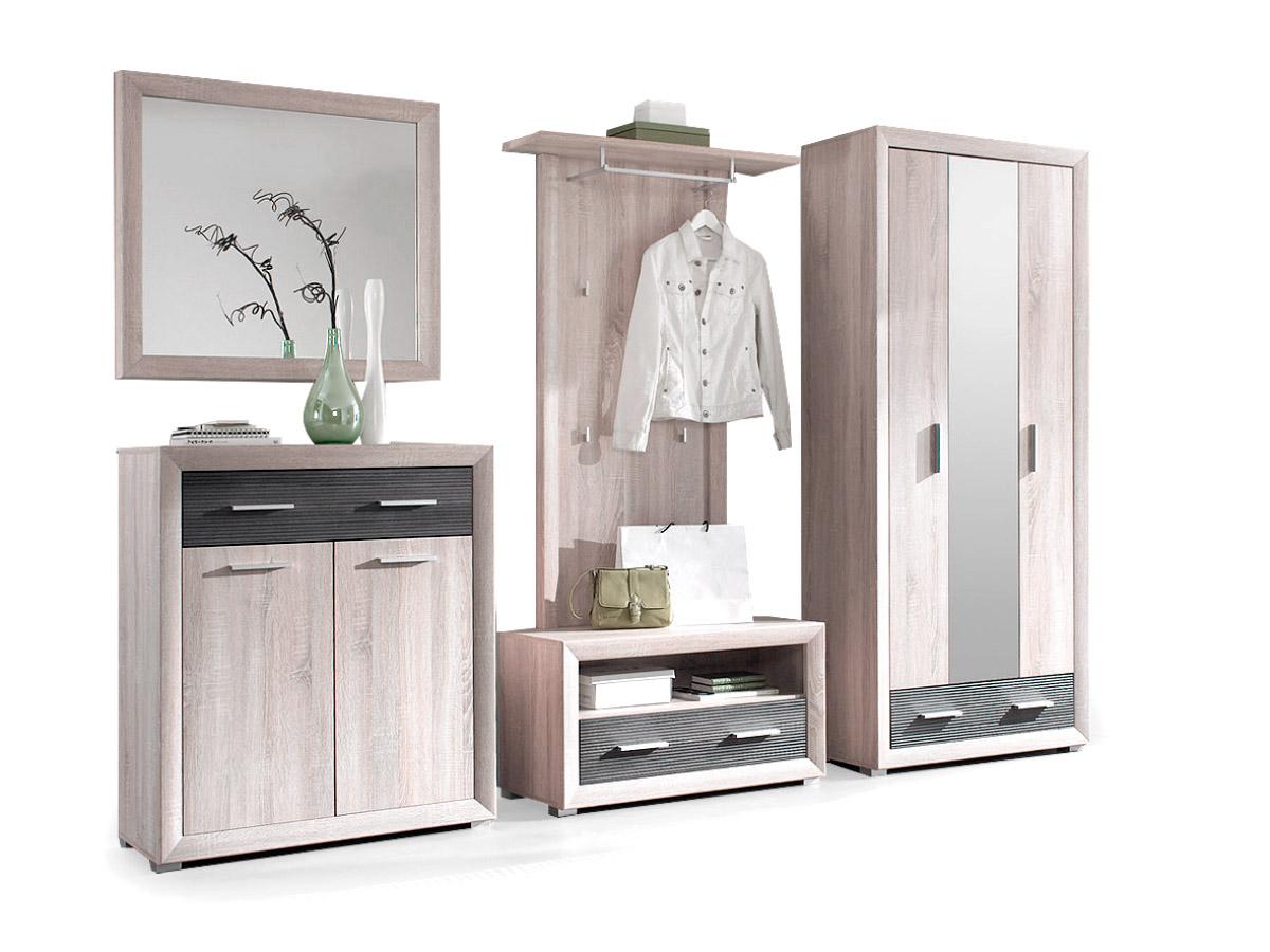 garderobenpaneel pinie bestseller shop f r m bel und einrichtungen. Black Bedroom Furniture Sets. Home Design Ideas