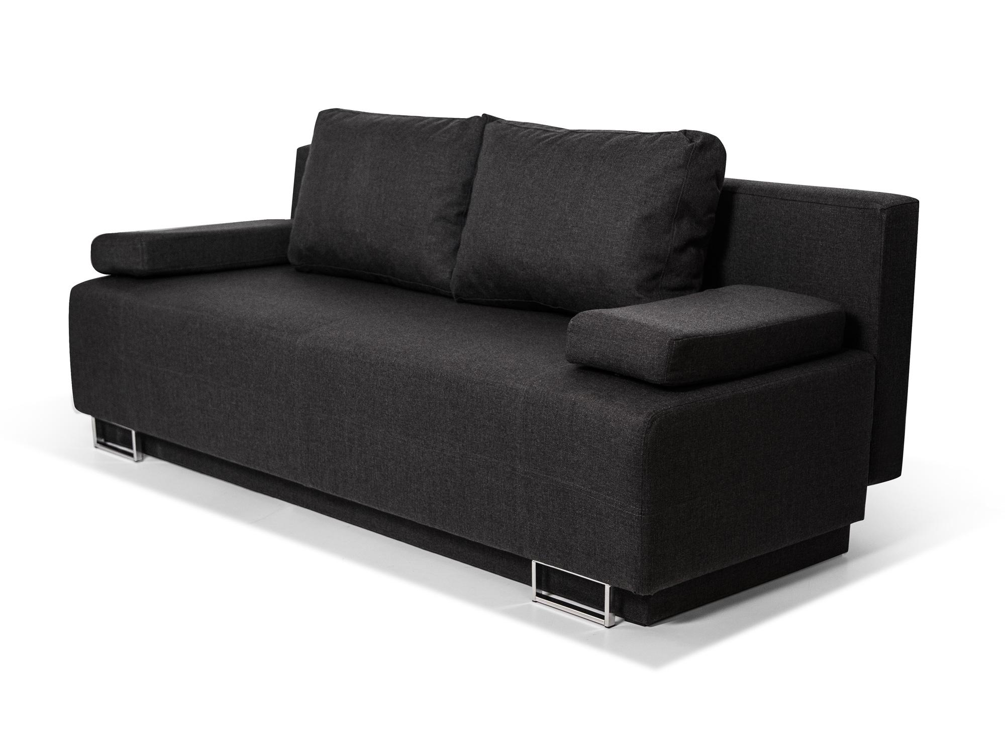 cambridge schlafsofa stoffbezug grau. Black Bedroom Furniture Sets. Home Design Ideas