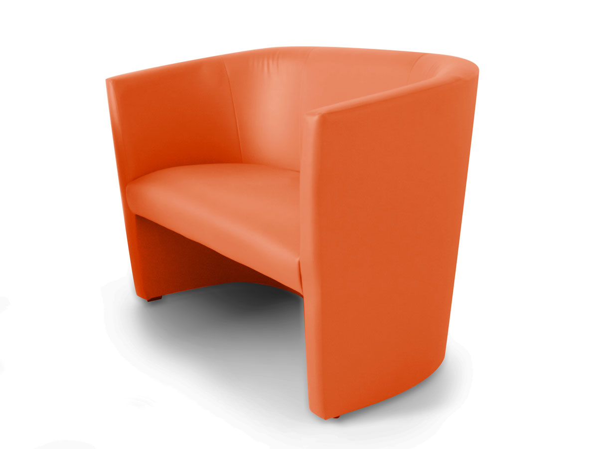charly duo cocktailsessel sessel orange. Black Bedroom Furniture Sets. Home Design Ideas