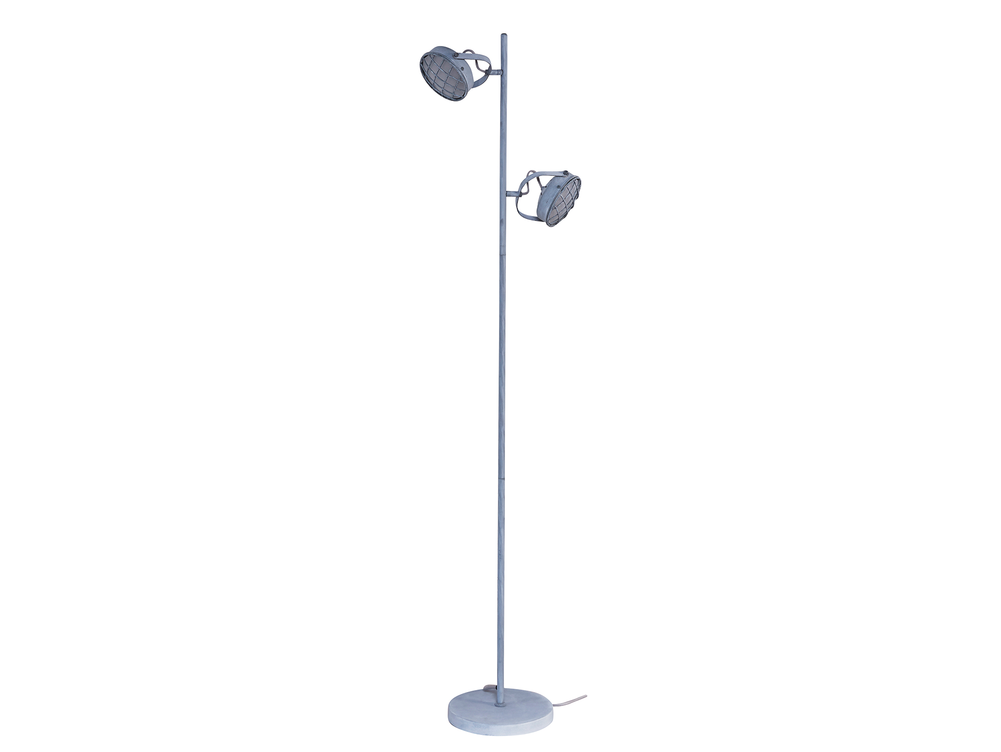 stehlampe grau affordable stehlampe grau stehlampen von loistaa und andere lampen fa r. Black Bedroom Furniture Sets. Home Design Ideas