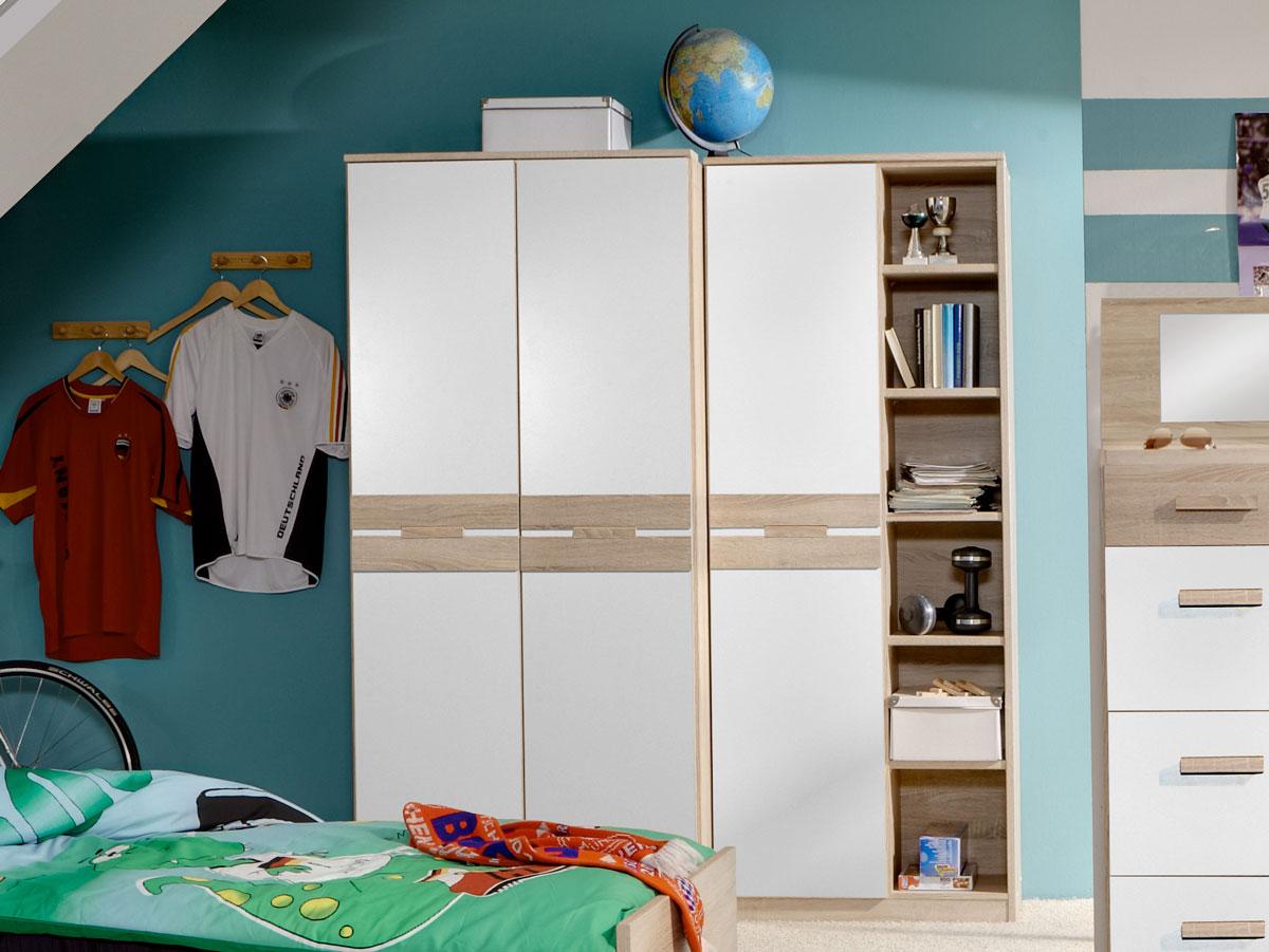 regalschrank jugendzimmer interessante ideen f r die gestaltung eines raumes in. Black Bedroom Furniture Sets. Home Design Ideas