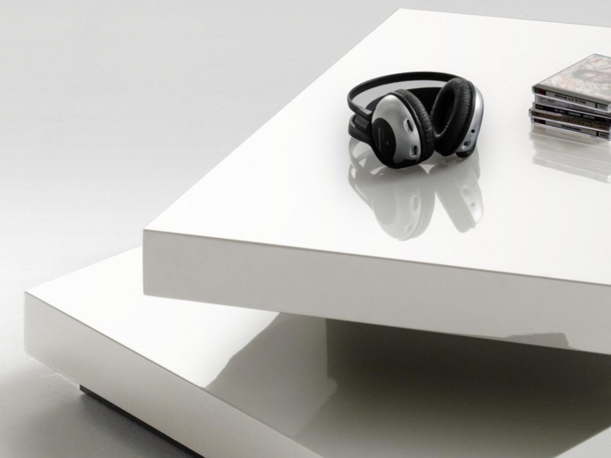 halo couchtisch hochglanz wei. Black Bedroom Furniture Sets. Home Design Ideas