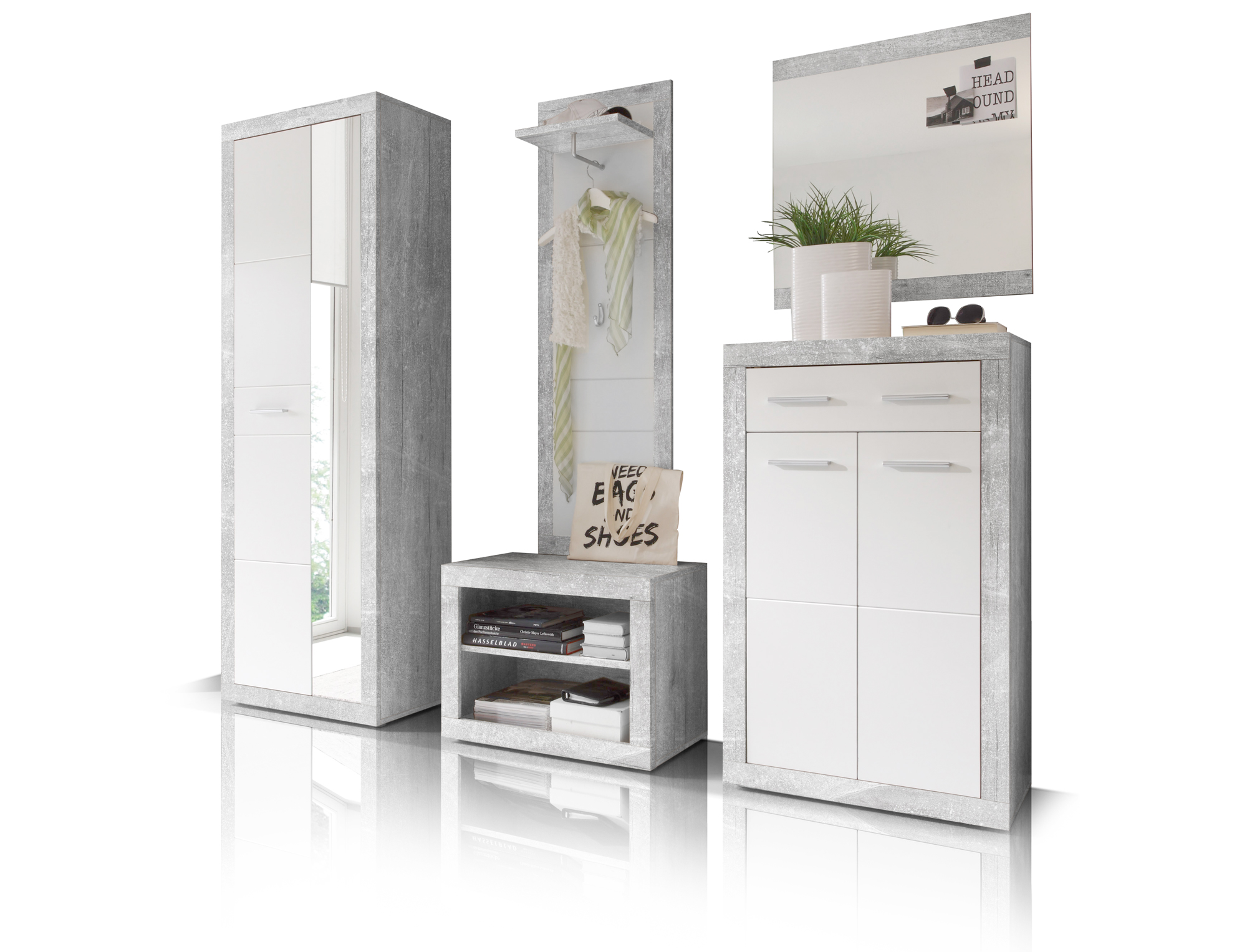garderobe beton veenendaalcultureel. Black Bedroom Furniture Sets. Home Design Ideas