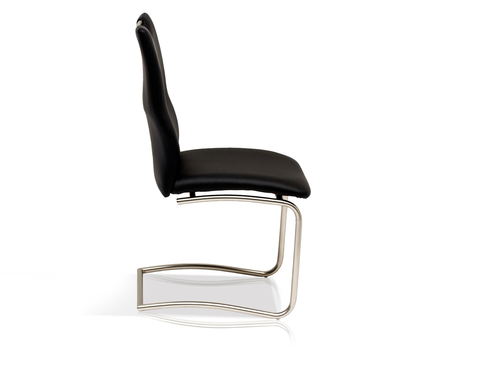 tina schwingstuhl schwarz. Black Bedroom Furniture Sets. Home Design Ideas