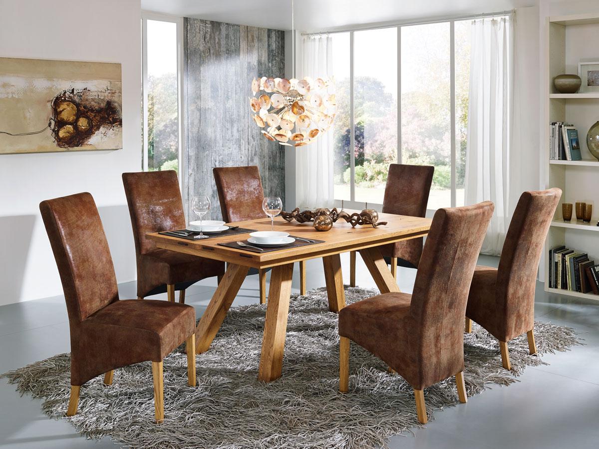 meran ii esstisch wildeiche honig 180x90 cm. Black Bedroom Furniture Sets. Home Design Ideas