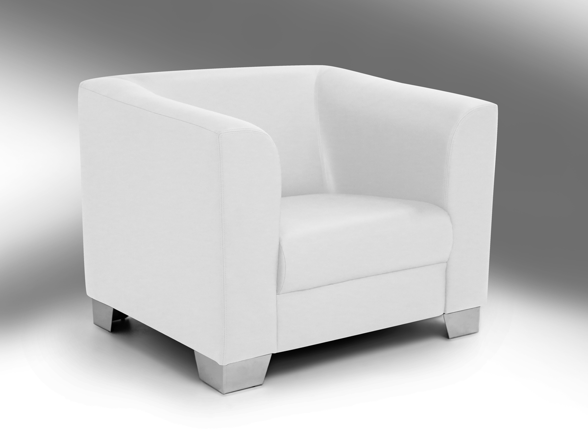 chicago 3 2 1 sofagarnitur weiss. Black Bedroom Furniture Sets. Home Design Ideas