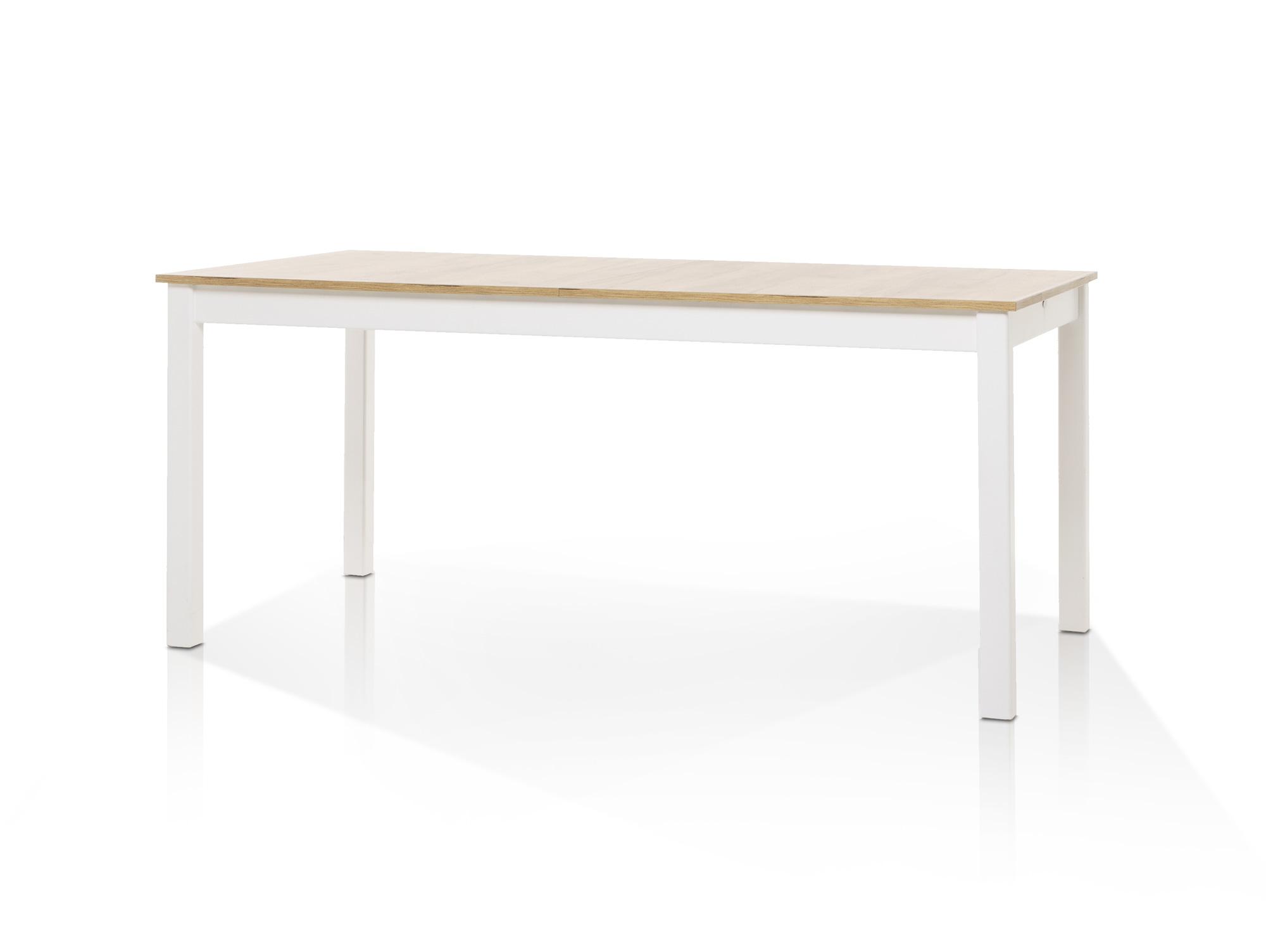 Esstisch rund weiss honig innenr ume und m bel ideen for Design esstisch stockholm