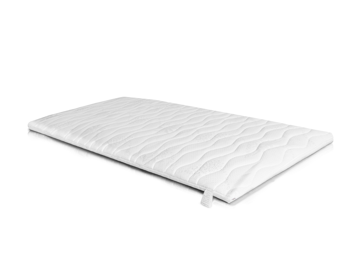topper auflage kaltschaum 90 x 200 cm h rtegrad 2. Black Bedroom Furniture Sets. Home Design Ideas