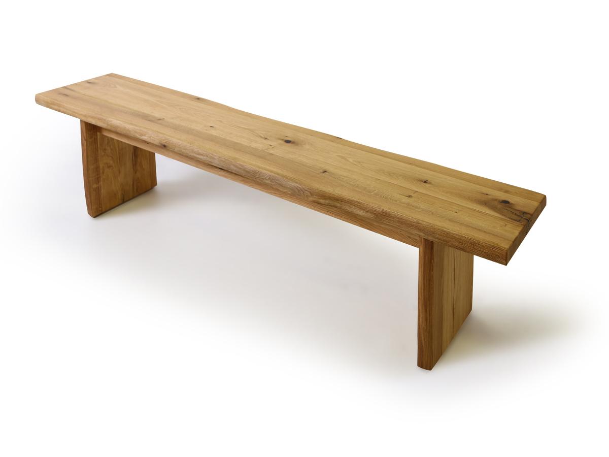 tree bank mit baumkante baumkantensitzbank wildeiche ge lt. Black Bedroom Furniture Sets. Home Design Ideas