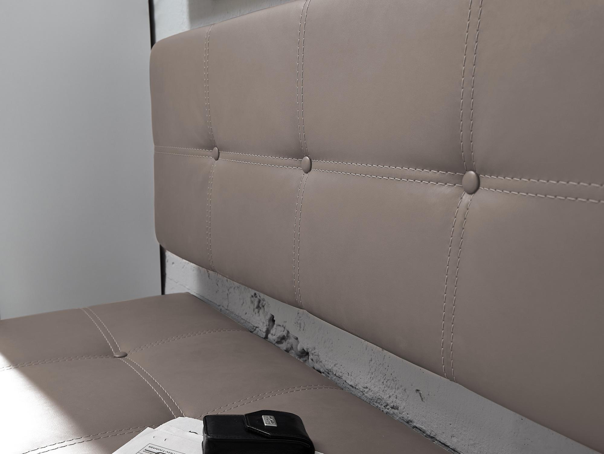 rene bank schuhbank weiss hg grau. Black Bedroom Furniture Sets. Home Design Ideas