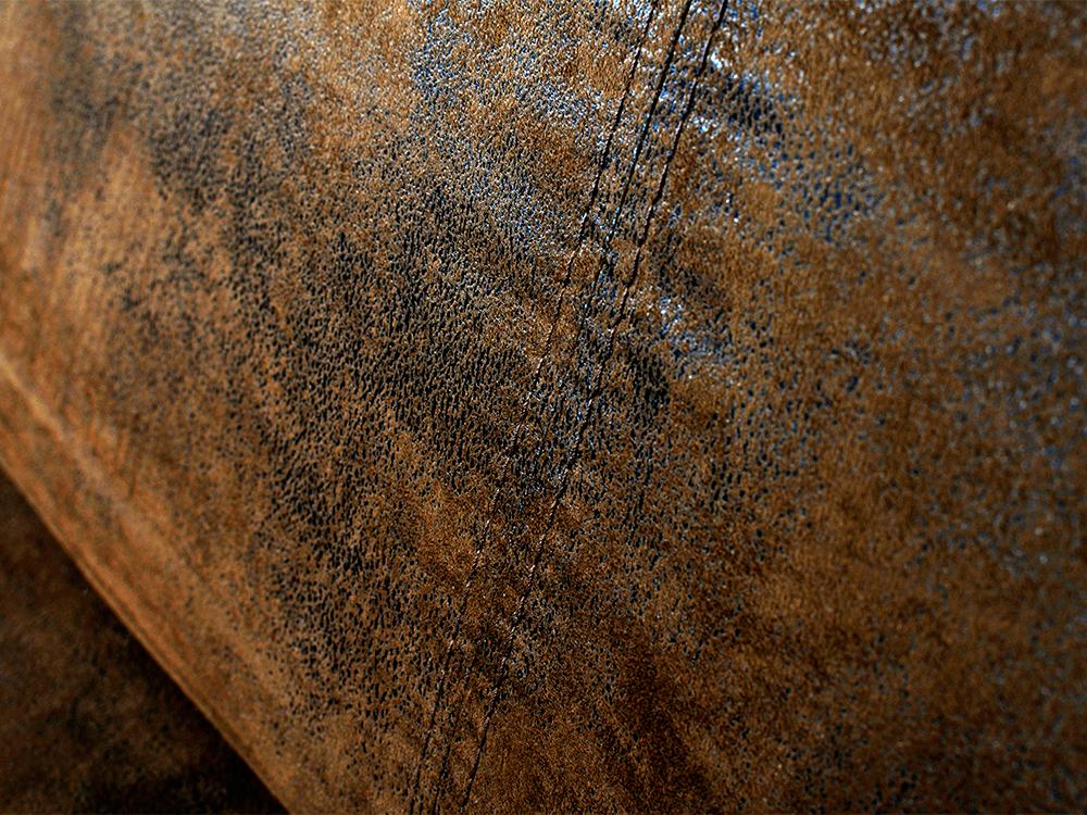 ANTO Sofa 3Sitzer Gobi braun