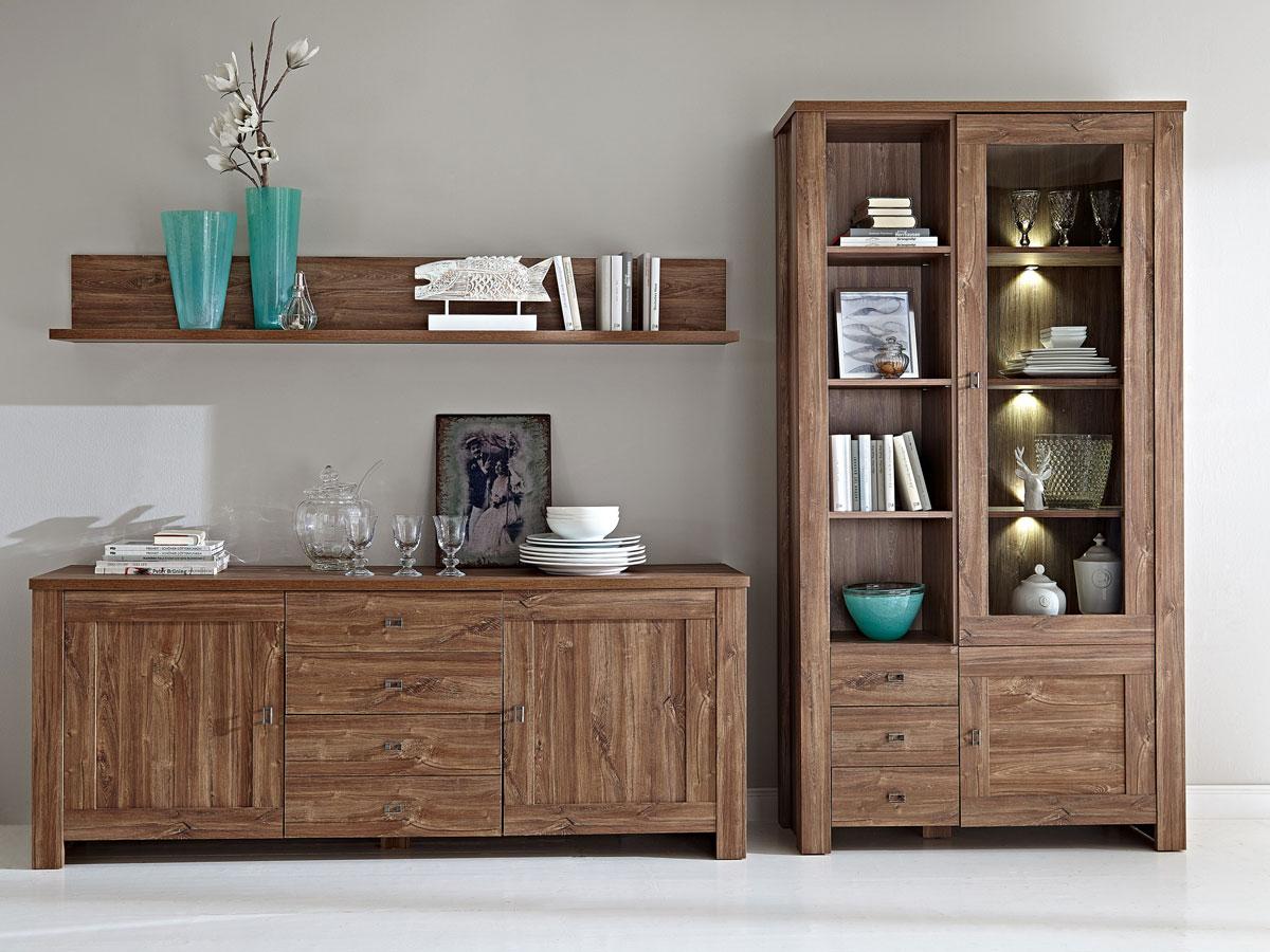 bern sideboard akazie dunkel. Black Bedroom Furniture Sets. Home Design Ideas