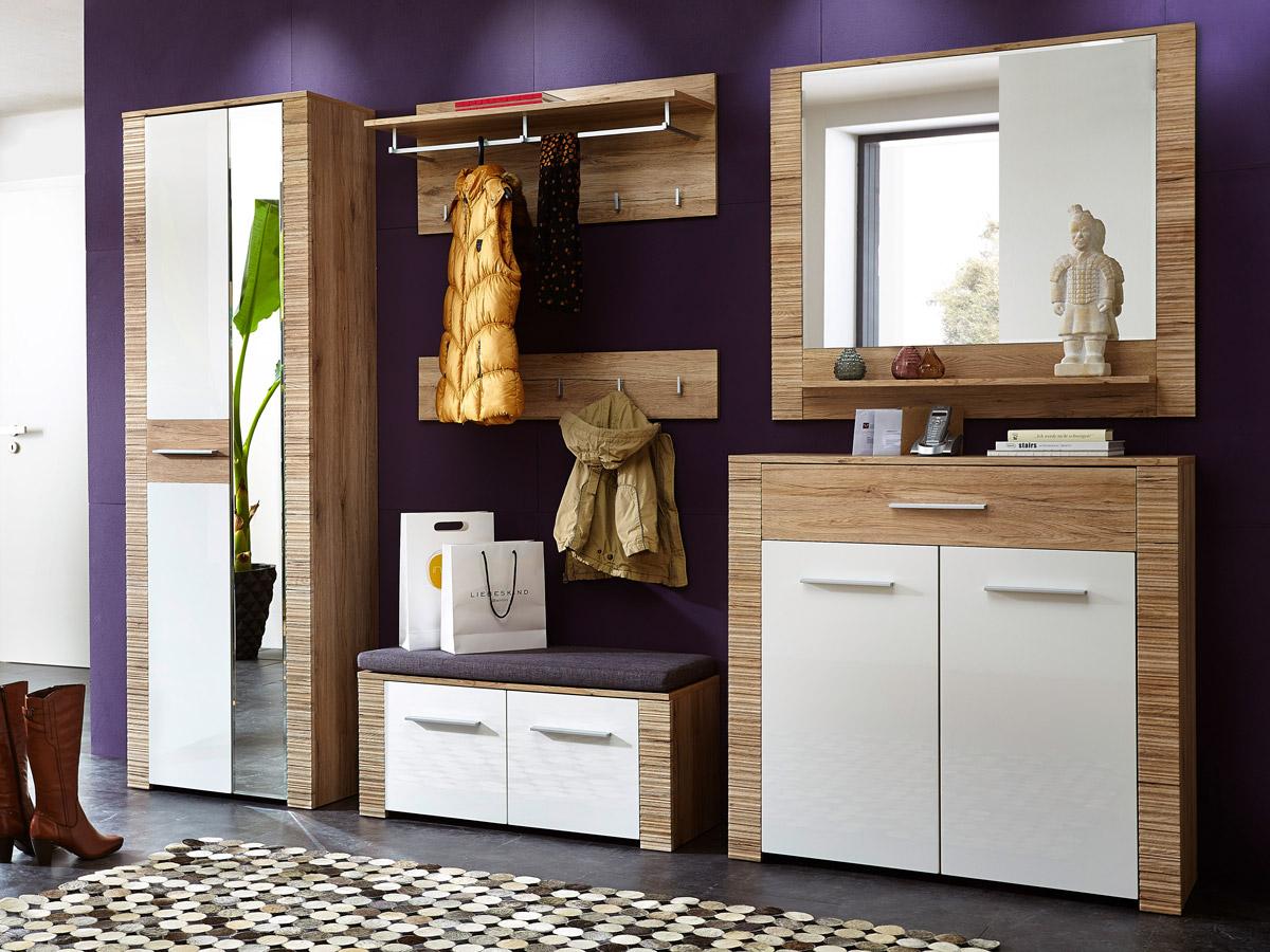 candra schuhschrank 2 t ren san remo wei. Black Bedroom Furniture Sets. Home Design Ideas